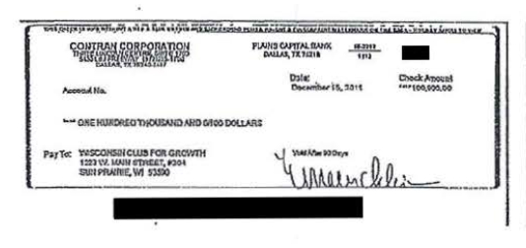 Scott Walker, the John Doe files and how corporate cash influences