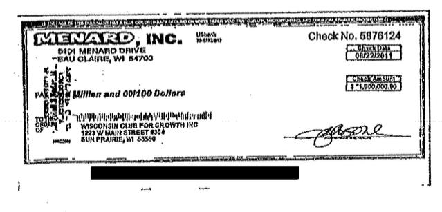 Scott Walker, the John Doe files and how corporate cash