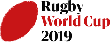 Rugby World Cup 2019 logo