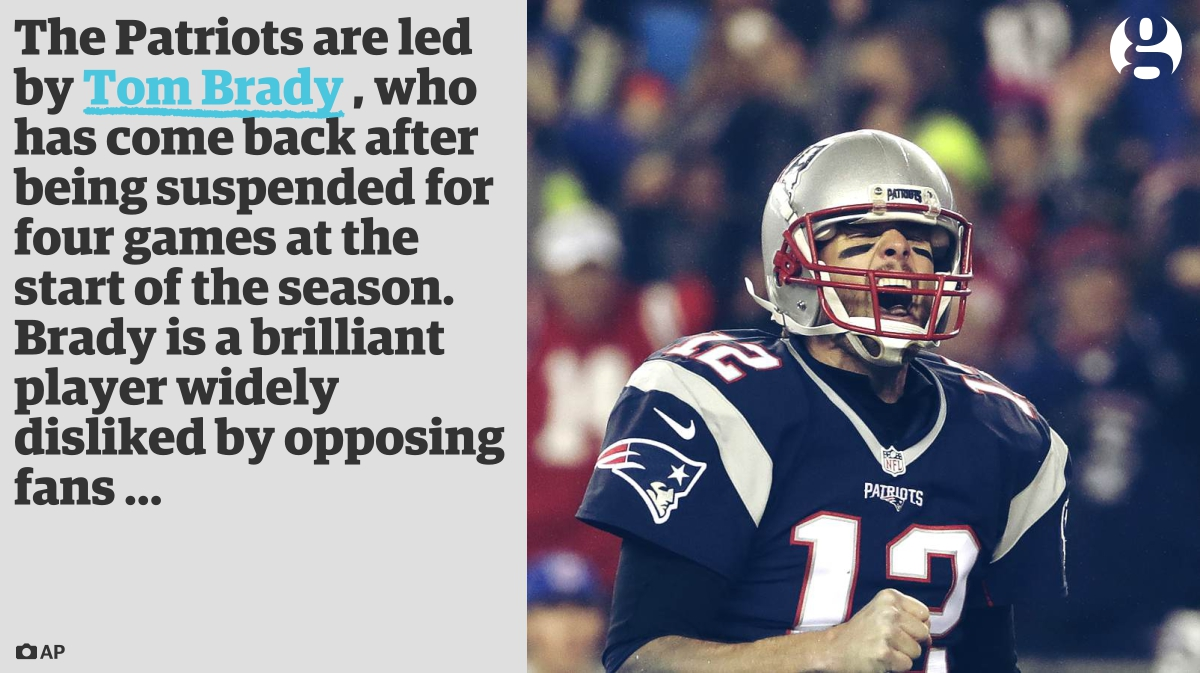 Super Bowl 51: what you need to know | Sport | The Guardian