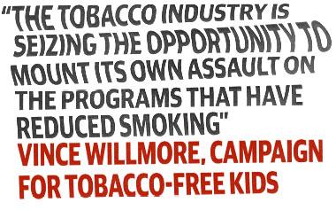 Tobacco companies tighten hold on Washington under Trump | World