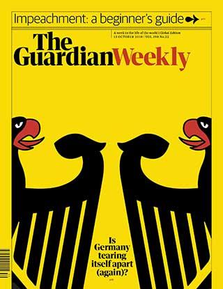 the guardian novel summary