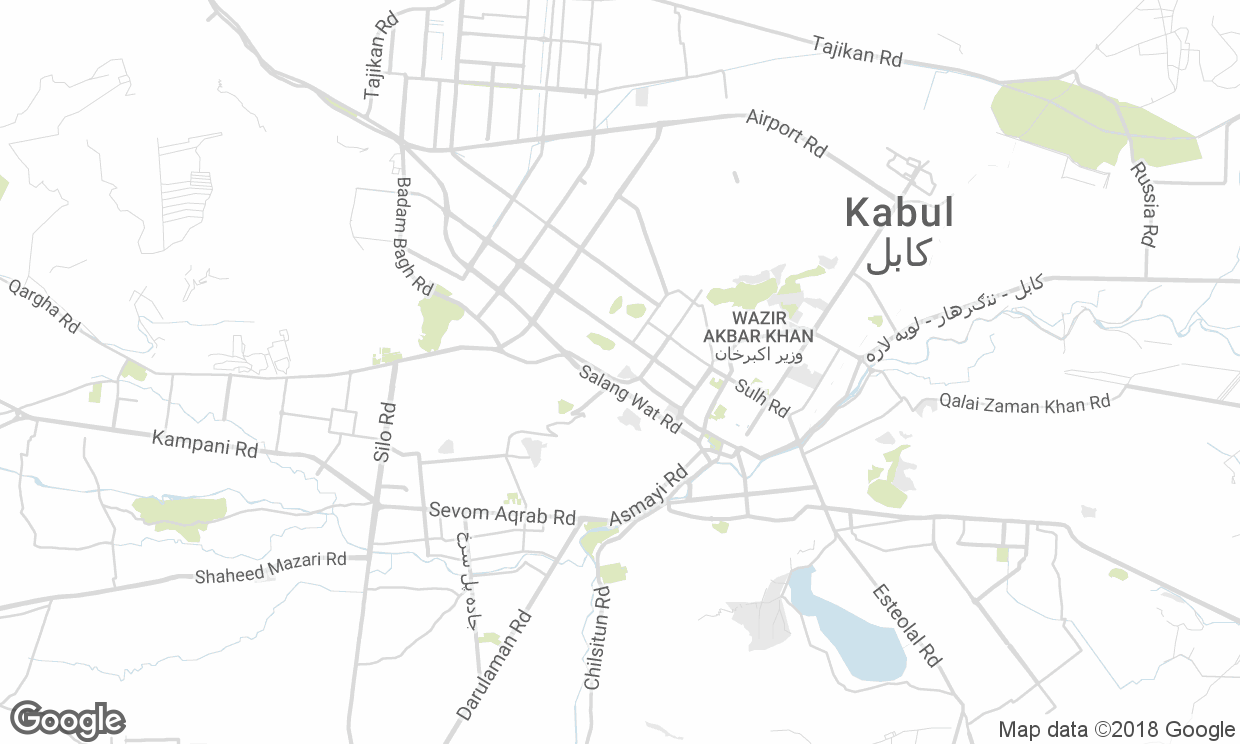 Afghan Forces End Kabul Hotel Siege That Left At Least Six Dead - Where is kabul