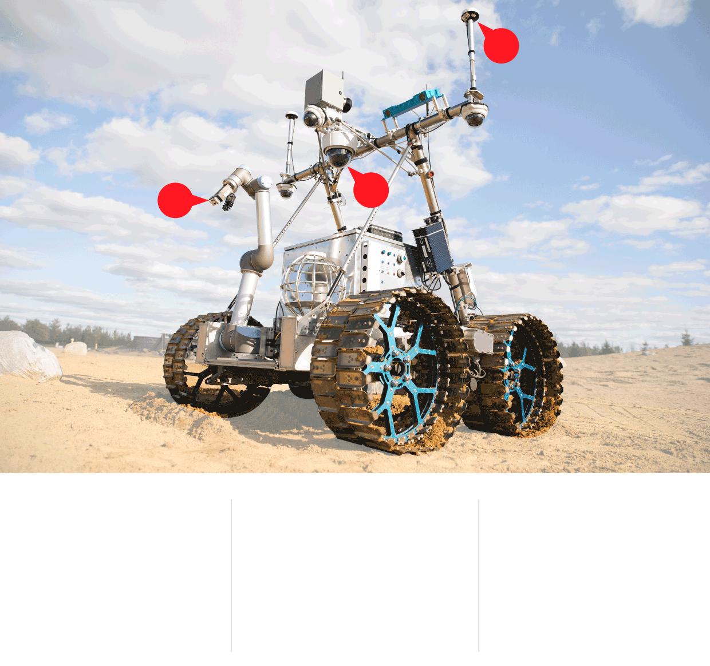 The lunar gateway: a short cut to Mars?